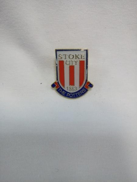 значок Stoke City ( №0125 )