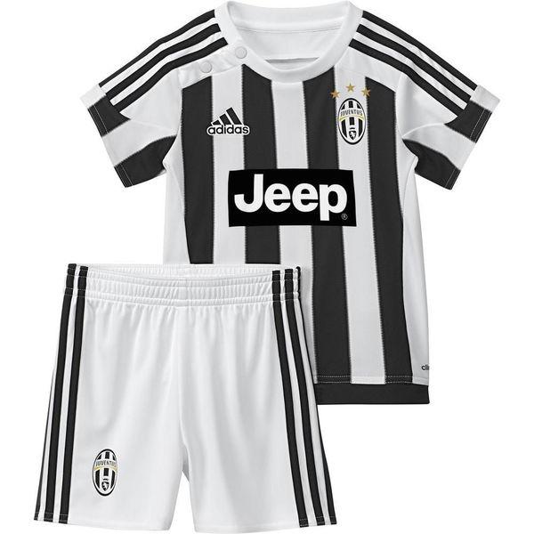 форма детская Juventus (домашняя)2015-2016